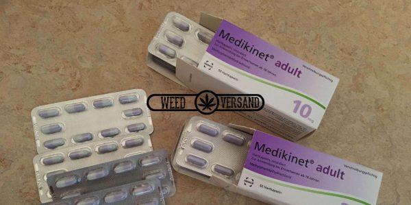 Medikinet Ritalin online bestellen